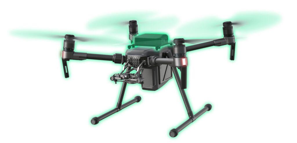 Vizgard AI drone