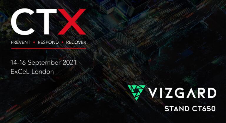 VIZGARD to Exhibit at Counter Terrorism Expo (CTX) 2021
