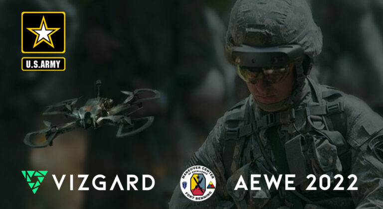 VIZGARD Selected for US Army's Innovative Tech Trials at AEWE 2022